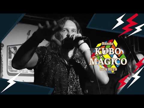 BANDA KUBO MÁGICO - A LITTLE RESPECT - ERASURE - AO VIVO NO BAR ROCK CLUB