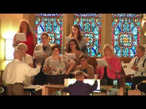Worship service 9-24-17 St. John's Lutheran Church