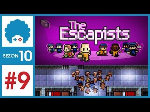 The Escapists PL #9 - GRAmy!   s10   Jestę stolarzę?