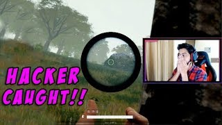 PUBG Hacker Caught On Live Stream • Hacker In PUBG
