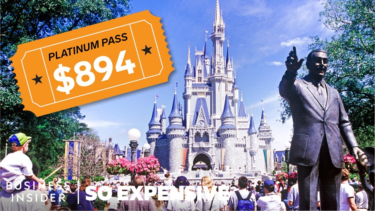 Why Disney World Is So Expensive   So Expensive