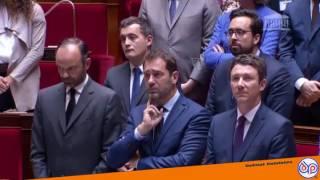 Video Assemblée 26 2017 Émouvant hommage FUNÈBRE de la députée Corinne ERHEL   voix tremblante de De RUGY download MP3, 3GP, MP4, WEBM, AVI, FLV September 2017