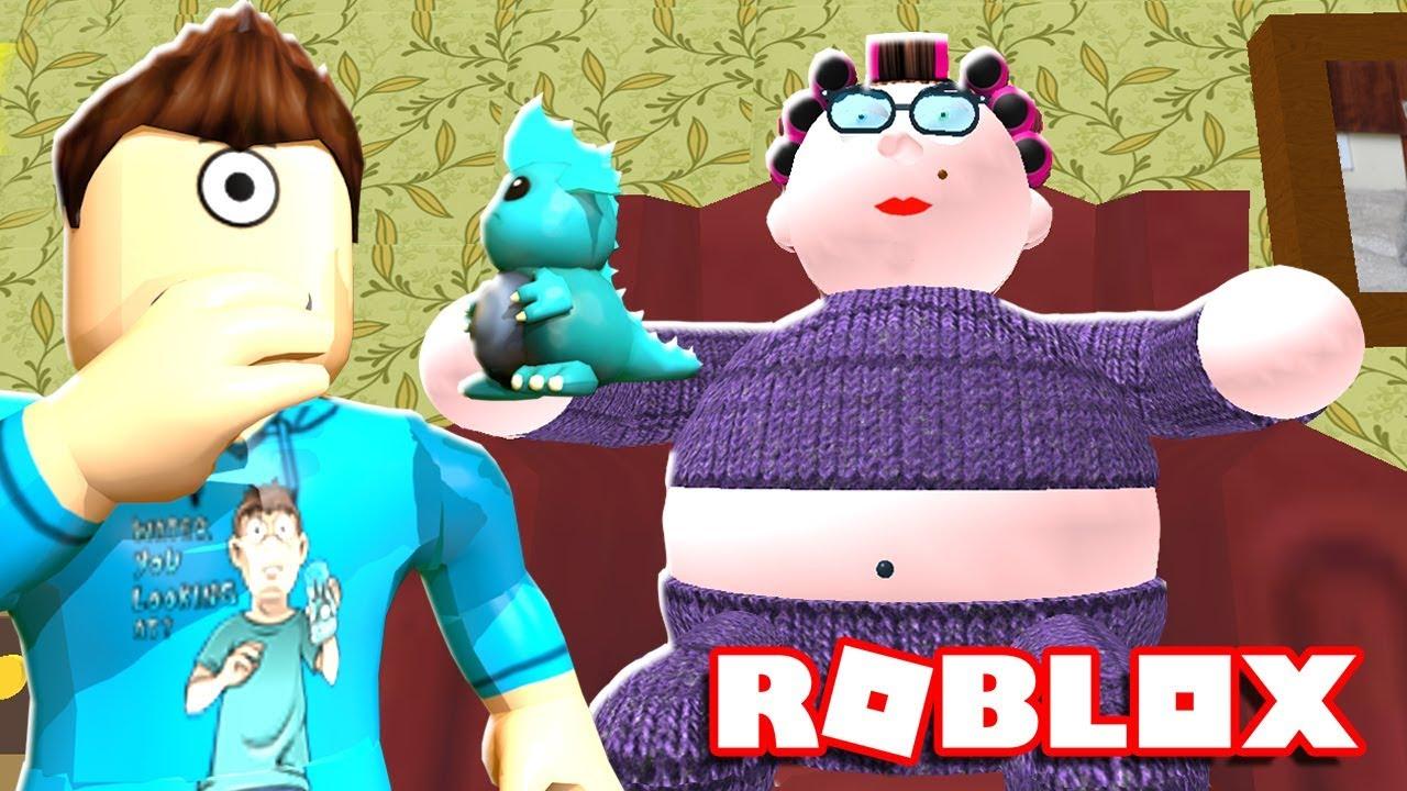 Escape Evil Grandma S House In Roblox Youtube - Escape The Evil Grandma In Roblox Microguardian Youtube