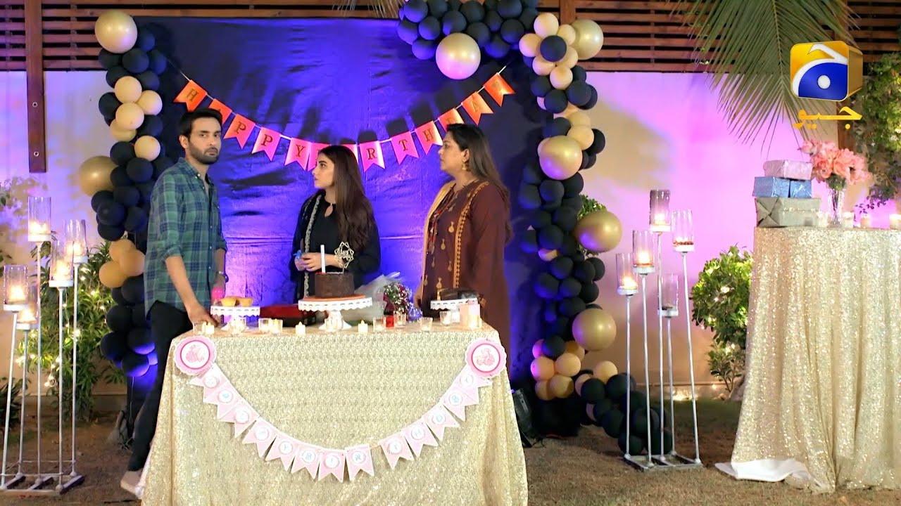 Somia Ka Birthday Gift Aur Adan Ka Gussa...   Kasa-e-Dil   Har Pal Geo