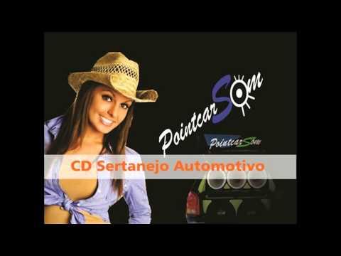 Cd sertanejo Automotivo Pointcar