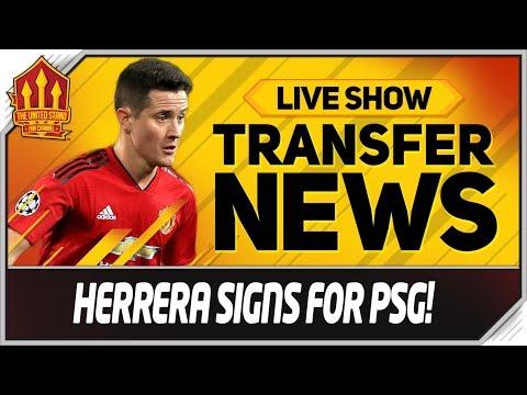 Ander Herrera Quits Man Utd Official! Man Utd News