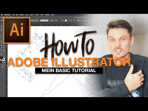 Meine Basics für Adobe Illustrator 2020 (Anfänger Tutorial) thumbnail