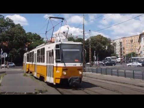 Budapest Tramway System Budapest Villamoshálózata