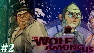 """The Wolf Among Us - Episode 3"": ""A Crooked Mile Full Episode"" Part 2 HUNTING CRANE !"