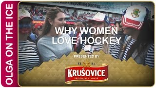 Why women love hockey | #IIHFWorlds 2016