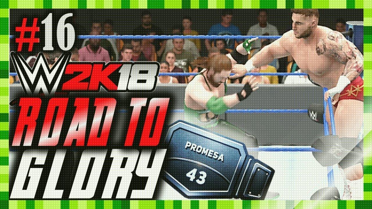 🎖¡ES HULK! | WWE 2K18 ROAD TO GLORY #16 | Online Español