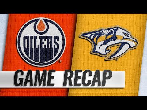 McDavid, Caggiula and Draisaitl lead Oilers to win