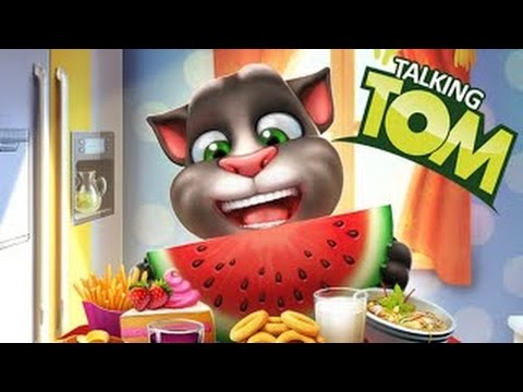 My Talking Tom Level 39 Gameplay Cat Tom Kids Personal Cares Video 64 Igameplaydroid