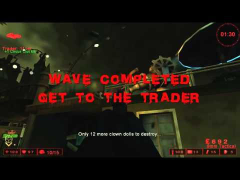 Killing Floor Blinding Big Brother Achievement Guide Youtube