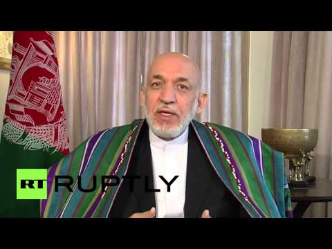 Afghanistan: IS created by foreign interference in Iraq and Syria - Karzai