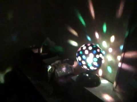 Bedroom Party Lights YouTube - Bedroom disco lights