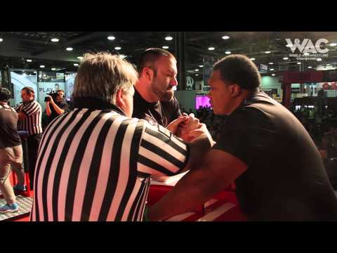 Harold Owen vs Rex Forbes, Arnold Classic 2015 finals