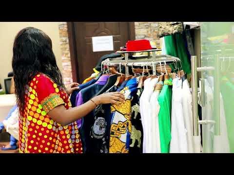 Afrika Konnect Visits D&D Clothing & Tailoring in Dubai