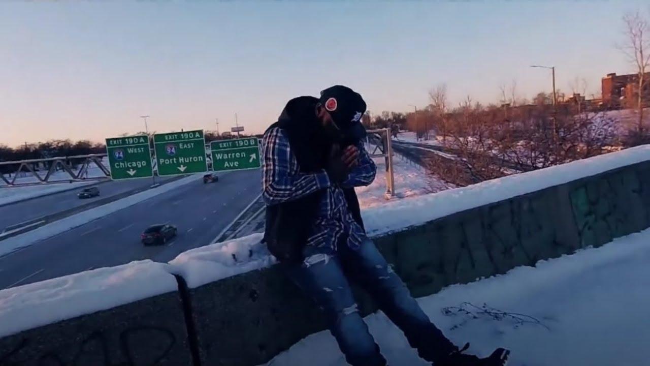 Leeway - FEELING BLESSED (Official Video)