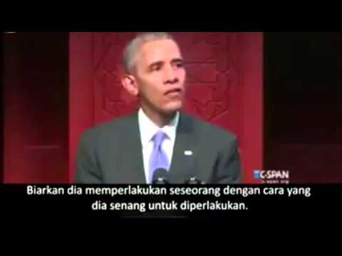 Mr. Obama's Speech About Islam is the Religion of Peace