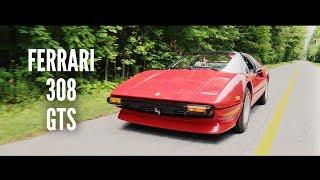 Stallion Crossing - Ferrari 308 GTS - Cinematography