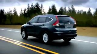 All New Honda CRV 2012 Indonesia