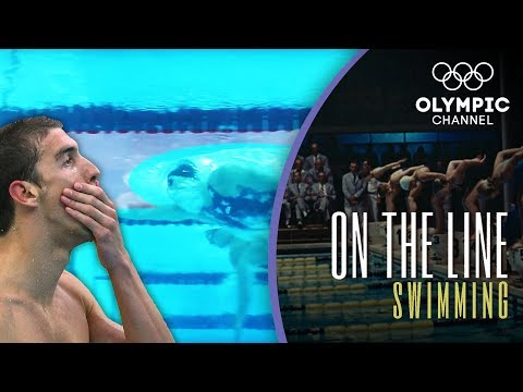USA vs France: The most epic Swim Relay Finish - Beijing 200
