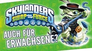 Skylanders: Swap Force - Auch für Erwachsene? (Test / Review)
