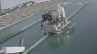 видео Производство профнастила: оборудование, изготовление арочного материала своими руками, технология