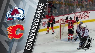 02/24/18 Condensed Game: Avalanche @ Flames