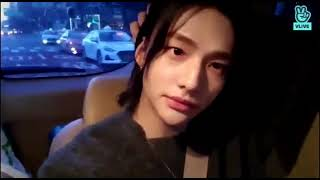 Download Straykids Hyunjin back with his Black Hair [Vlive]