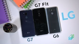 LG G7 Fit - prezentacja | Robert Nawrowski