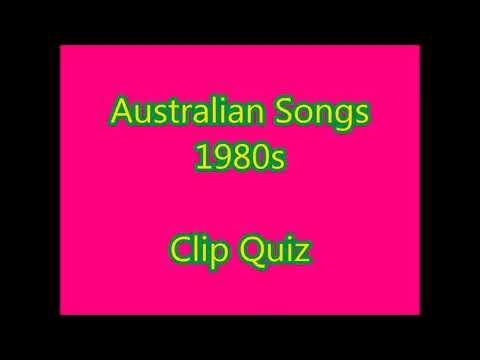 1980s Australian Music Clips