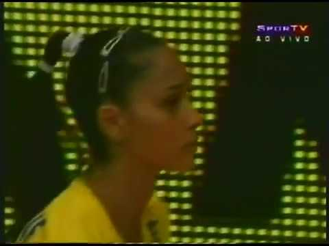 Grand Prix 2006 Semifinal: Brasil 3x0 Cuba