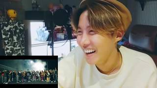 Gambar cover [ENG SUB] j-hope - 'Chicken Noodle Soup (feat. Becky G)' MV Commentary