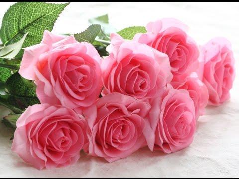 Kvitu.in.ua представлет новинку! № 627 Букет лилия с бутонами роз .