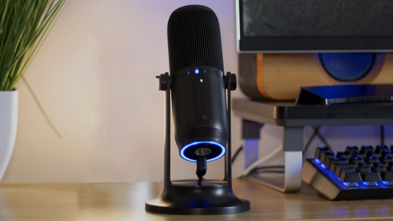 Thronmax MDrill One USB Microphone Review by Scott Dumas