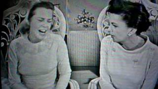 Judy and June Allyson