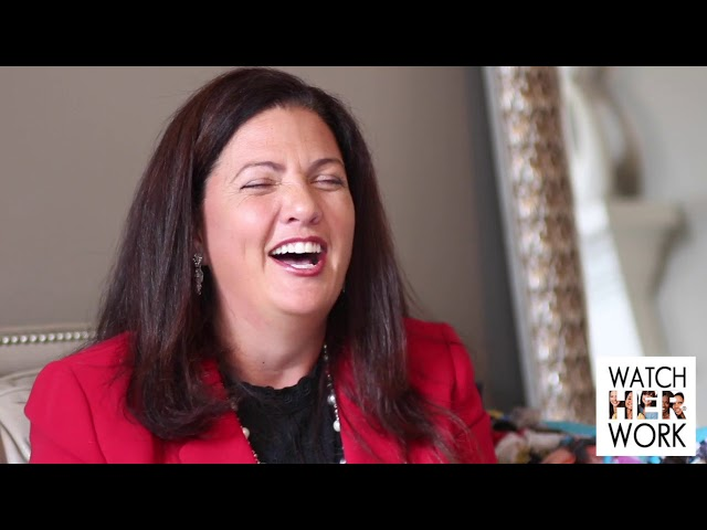 Love/Family: Working In The Same Industry As Your Spouse, Angela Cotie | WatchHerWorkTV