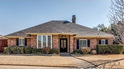 SOLD: 1324 Shamrock Lane, Plano, Texas Home for Sale in Old Shepard Place