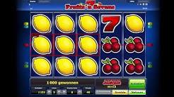 Fruits `n Sevens Echtgeld  - Fruits `n Sevens online mit Echtgeld spielen