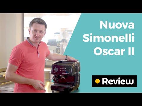 Nuova Simonelli Oscar II review - Ekuep.com