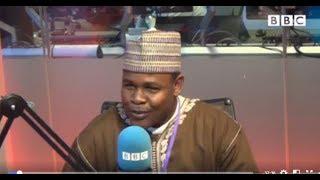 Hirar da BBC ta yi da Hon Muhammad Gudaji Kazaure, dan majalisar wakilai daga Najeriya
