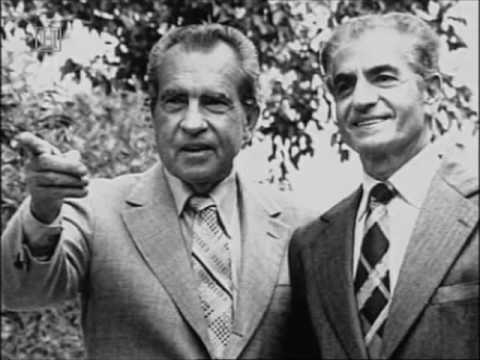 Iran Betrayed, The fall of the shah