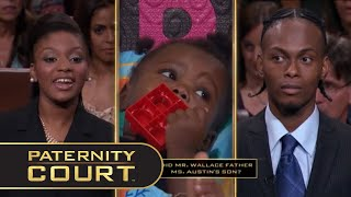 DISORDER In The Court! Case Gets Physical In Court As He Denies Kid (Full Episode) | Paternity Court