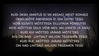 Timo Lige - Miljon tegemata tegu