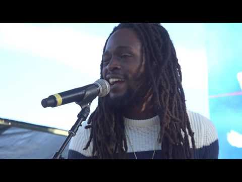 Jesse Royal Reggae on the River Aug 7 2016 whole show