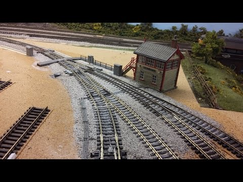 Building a Model Railway - Part 7 - Track Detail