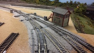 Building a Model Railway - Part 7 - Track Detail