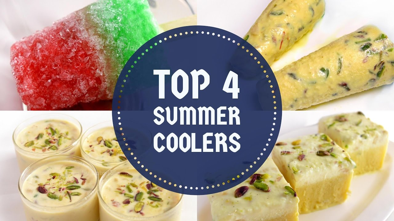 Top 4 summer coolers top 4 summer chillers recipe video by latas top 4 summer coolers top 4 summer chillers recipe video by latas kichen forumfinder Image collections